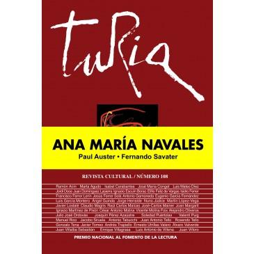 Revista Cultural TURIA Número 108