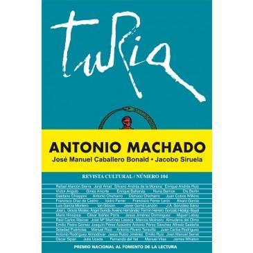 Revista Cultural TURIA Número 104