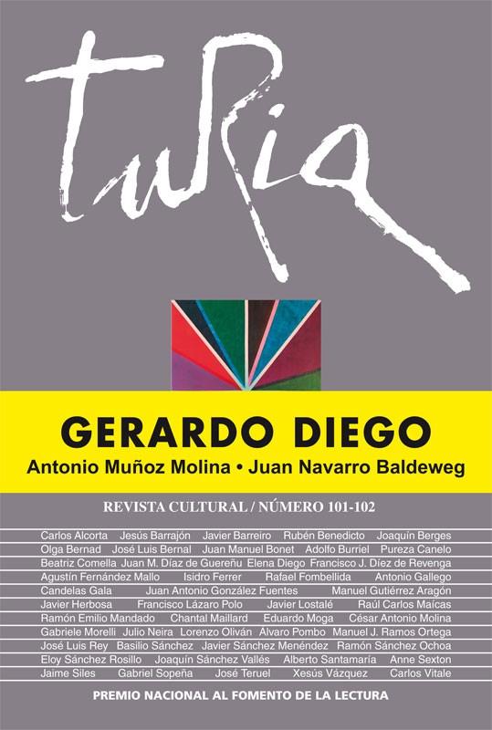 Lecturas Turia   Revista Cultural Turia