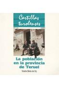La población en la provincia de Teruel