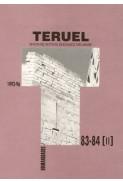 Revista TERUEL Número 83-84[II]