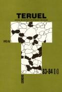 Revista TERUEL Número 83-84[I]