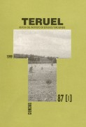 Revista TERUEL Número 87[I]