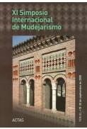 Actas del XI Simposio Internacional de Mudejarismo