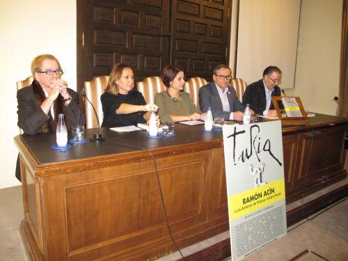 Presentación TURIA 120 en Teruel
