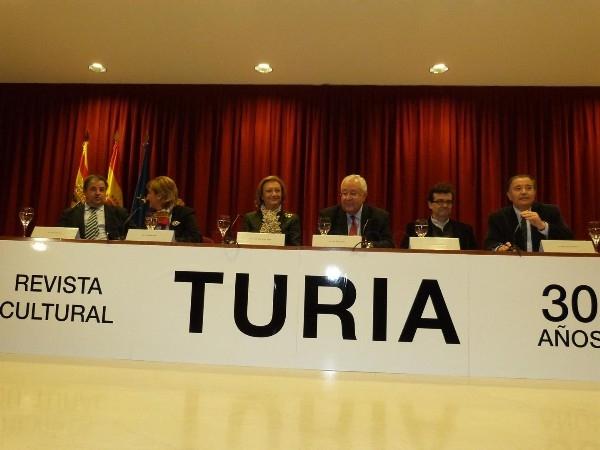 Presentación Turia 30 años