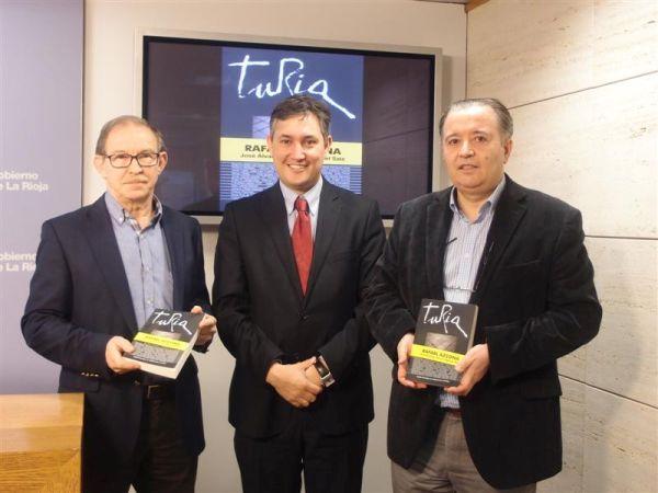 Presentación TURIA en Logroño