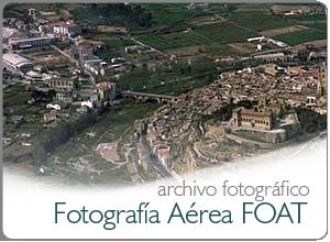 Archivo Fotográfico aérea FOAT