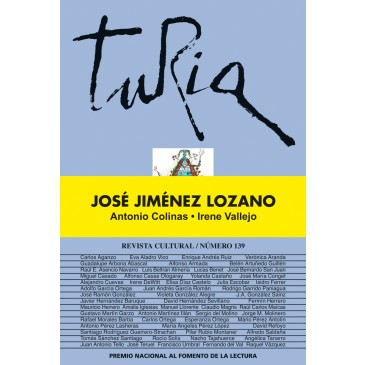 Revista Cultural TURIA Número 139