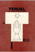 Revista TERUEL Número 85[II]