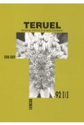 Revista TERUEL Número 92 [I]