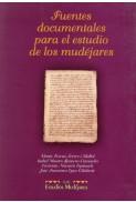 Fuentes documentales para el estudio de los mudéjares