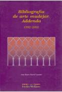 Bibliografía de arte mudéjar. Addenda 1992-2002