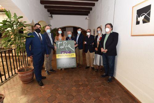 Presentación TURIA 137-138 en Cáceres